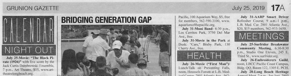 Grunion Gazettes JCDE
